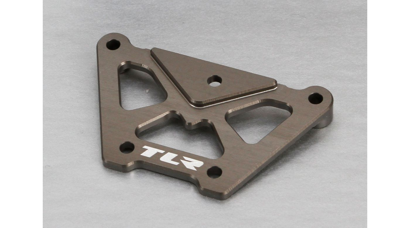 Image for Front Top Brace, Aluminum: SCTE from HorizonHobby