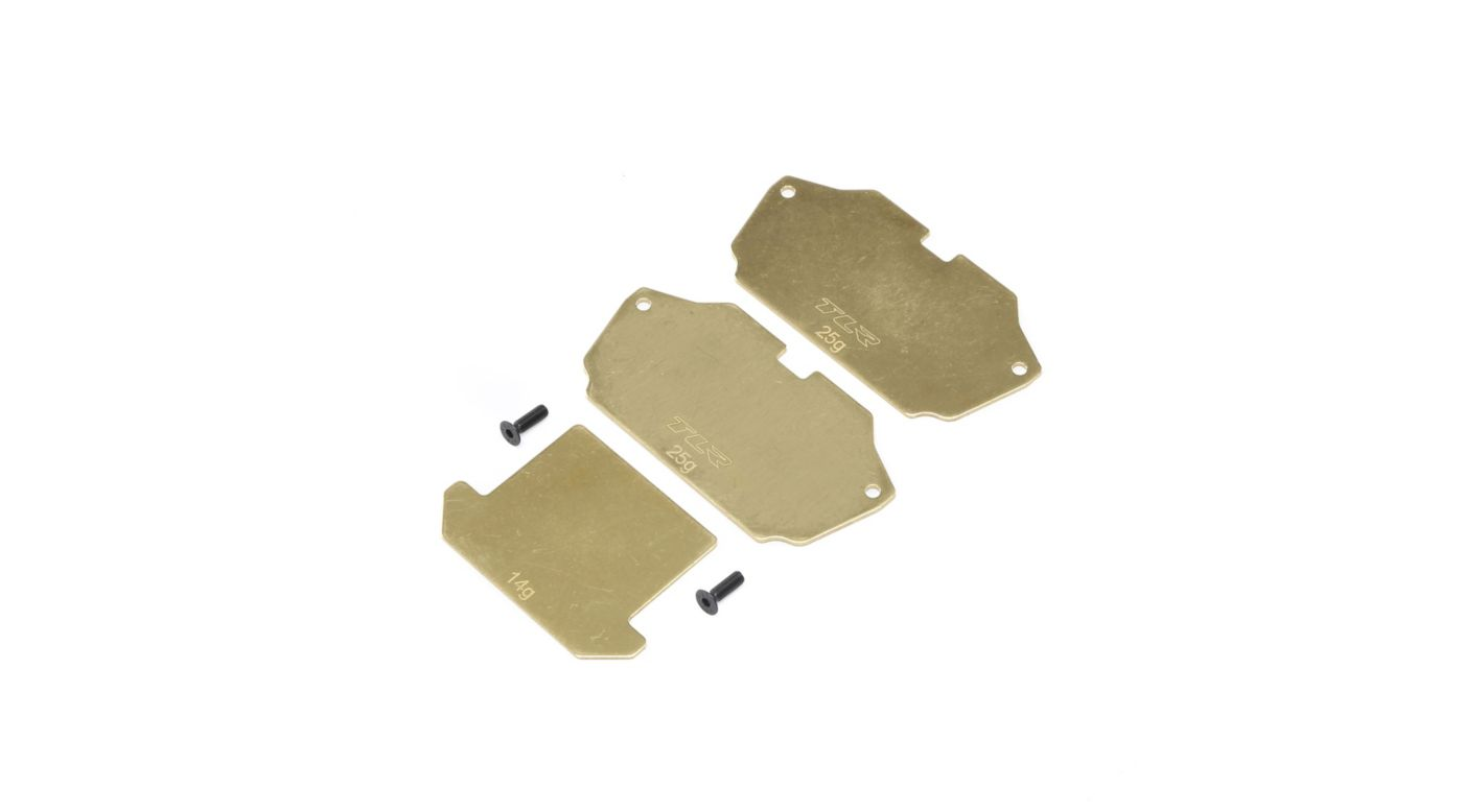 Image for Forward Brass Plate Set  22 4.0 from HorizonHobby