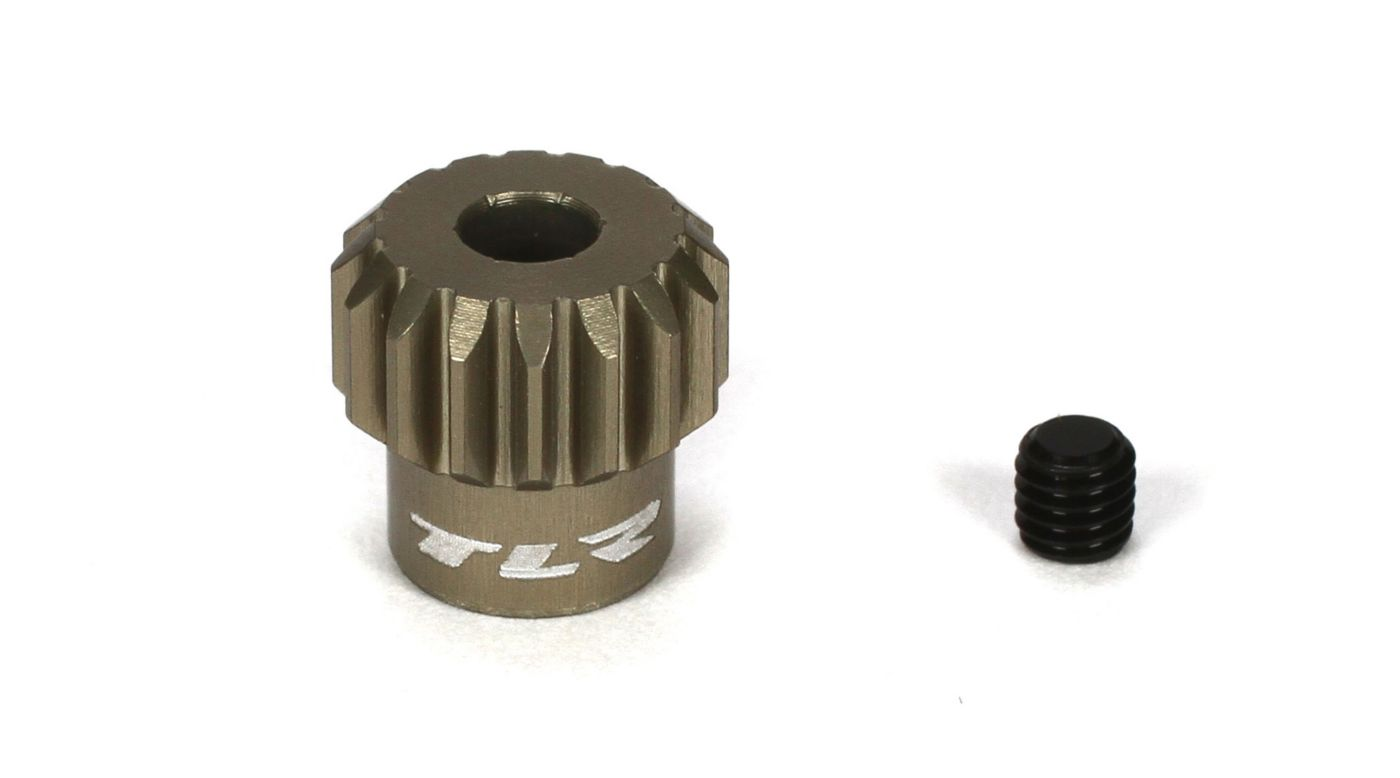 Image for 48P Aluminum Pinion Gear, 16T from HorizonHobby
