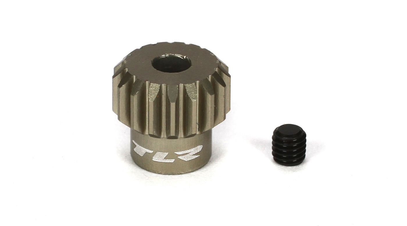 Image for 48P Aluminum Pinion Gear, 17T from HorizonHobby
