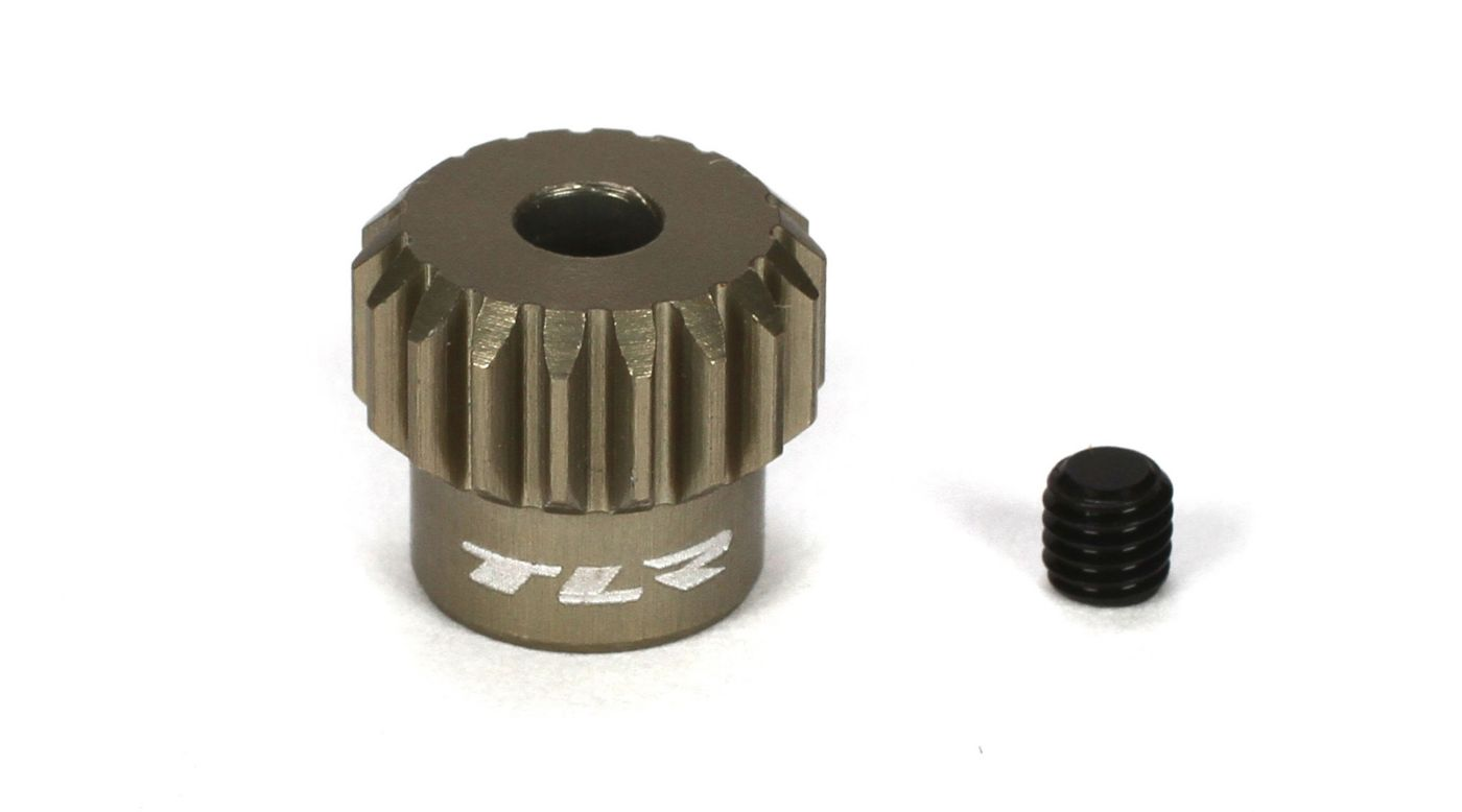Image for 48P Aluminum Pinion Gear, 18T from HorizonHobby