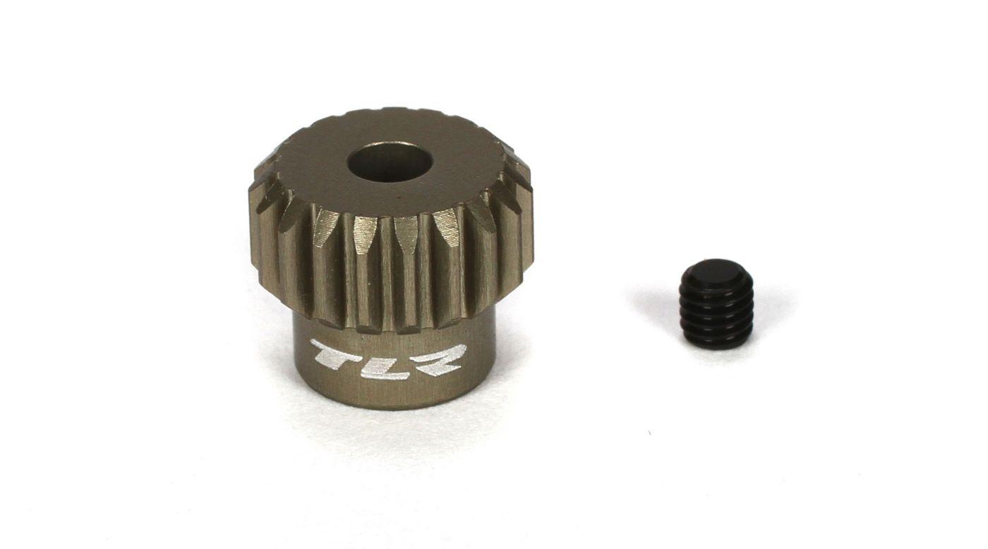 Image for 48P Aluminum Pinion Gear, 19T from HorizonHobby