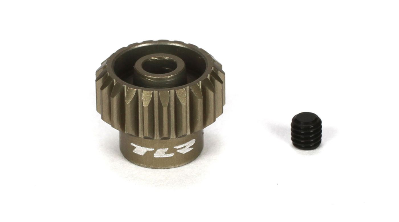 Image for 48P Aluminum Pinion Gear, 21T from HorizonHobby