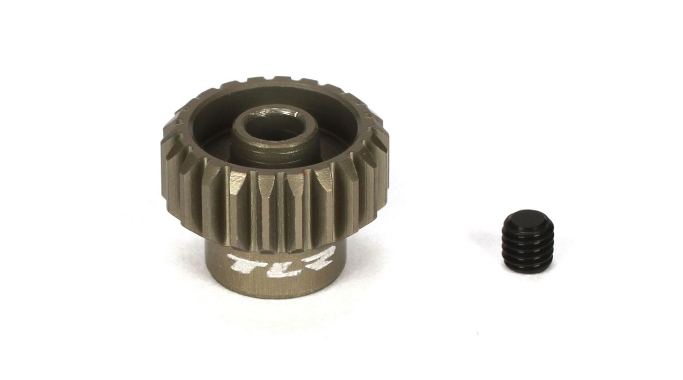 Image for 48P Aluminum Pinion Gear, 22T from HorizonHobby