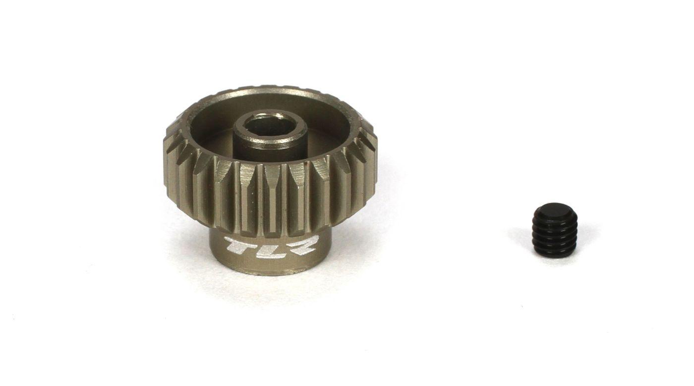 Image for 48P Aluminum Pinion Gear, 24T from HorizonHobby