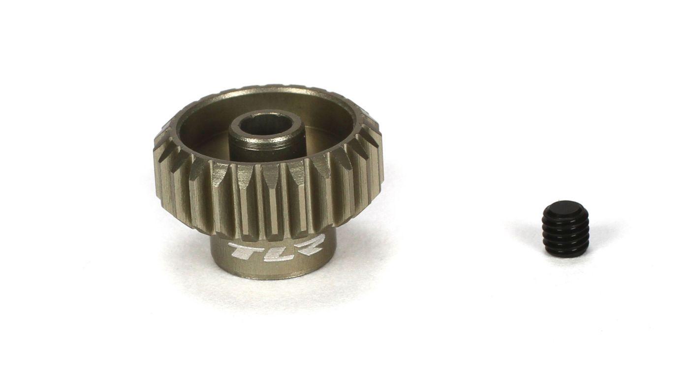 Image for 48P Aluminum Pinion Gear, 25T from HorizonHobby