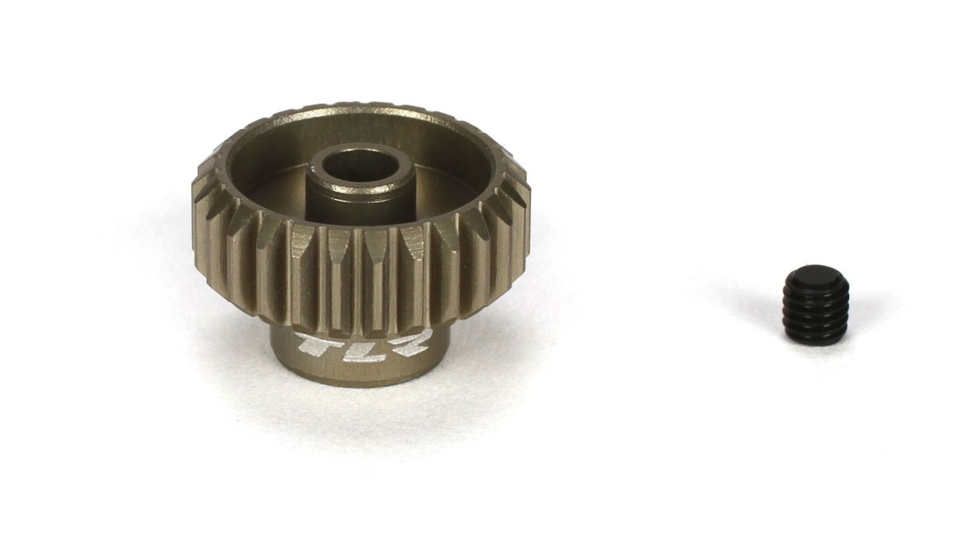 Image for 48P Aluminum Pinion Gear, 26T from HorizonHobby