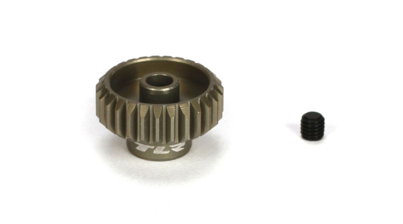 Image for 48P Aluminum Pinion Gear, 27T from HorizonHobby
