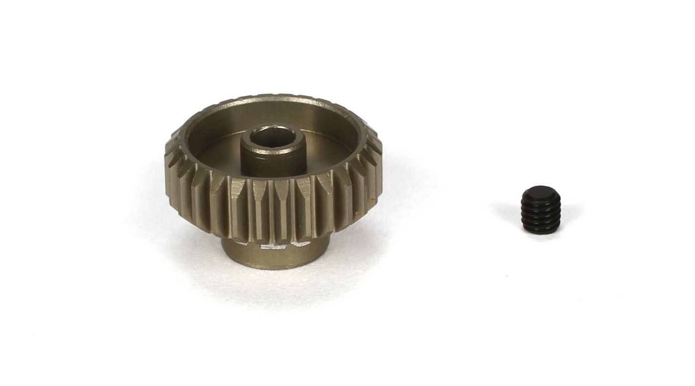 Image for 48P Aluminum Pinion Gear, 28T from HorizonHobby