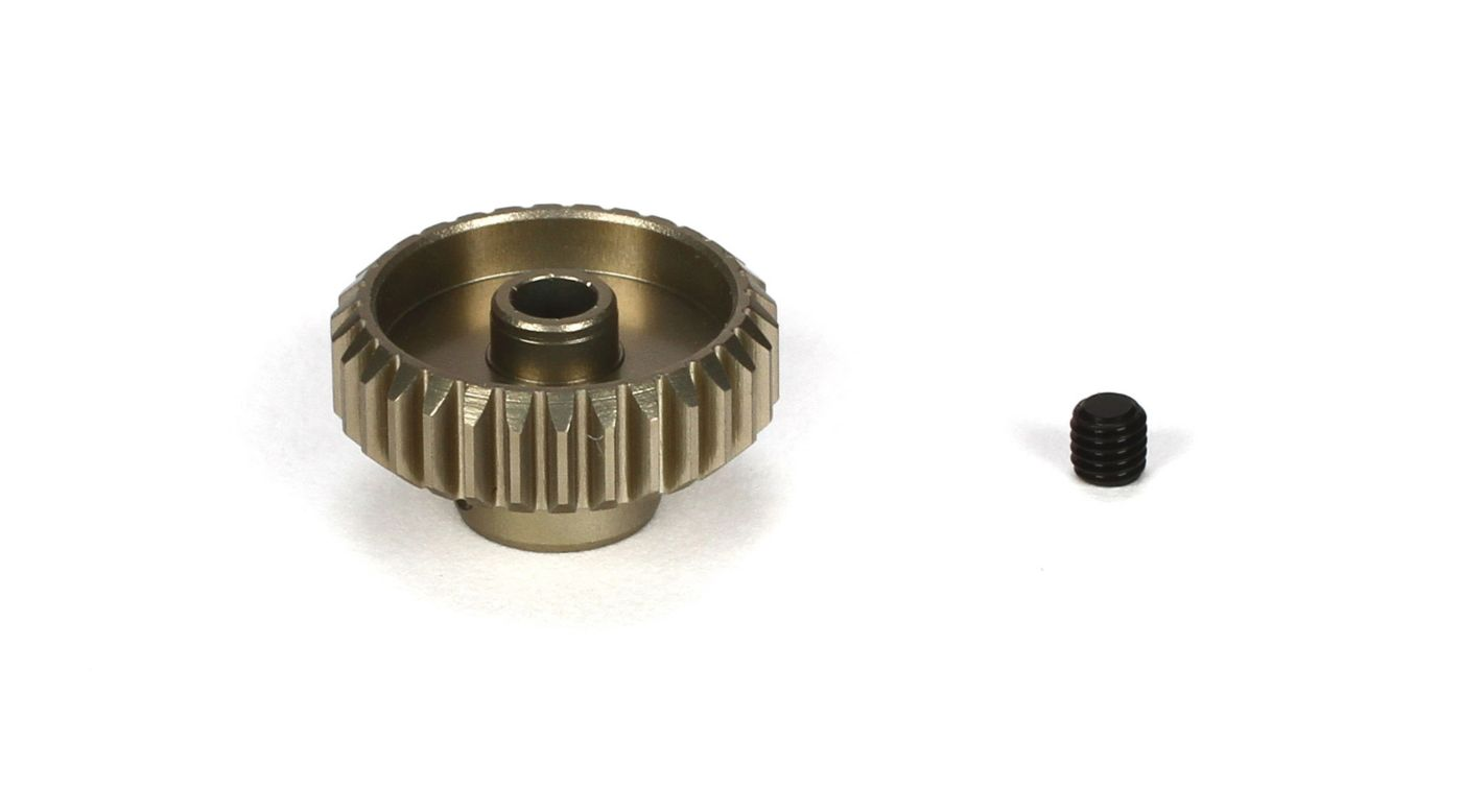 Image for 48P Aluminum Pinion Gear, 30T from HorizonHobby