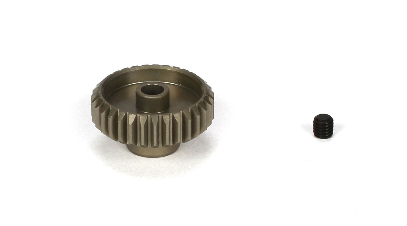 Image for 48P Aluminum Pinion Gear, 31T from HorizonHobby