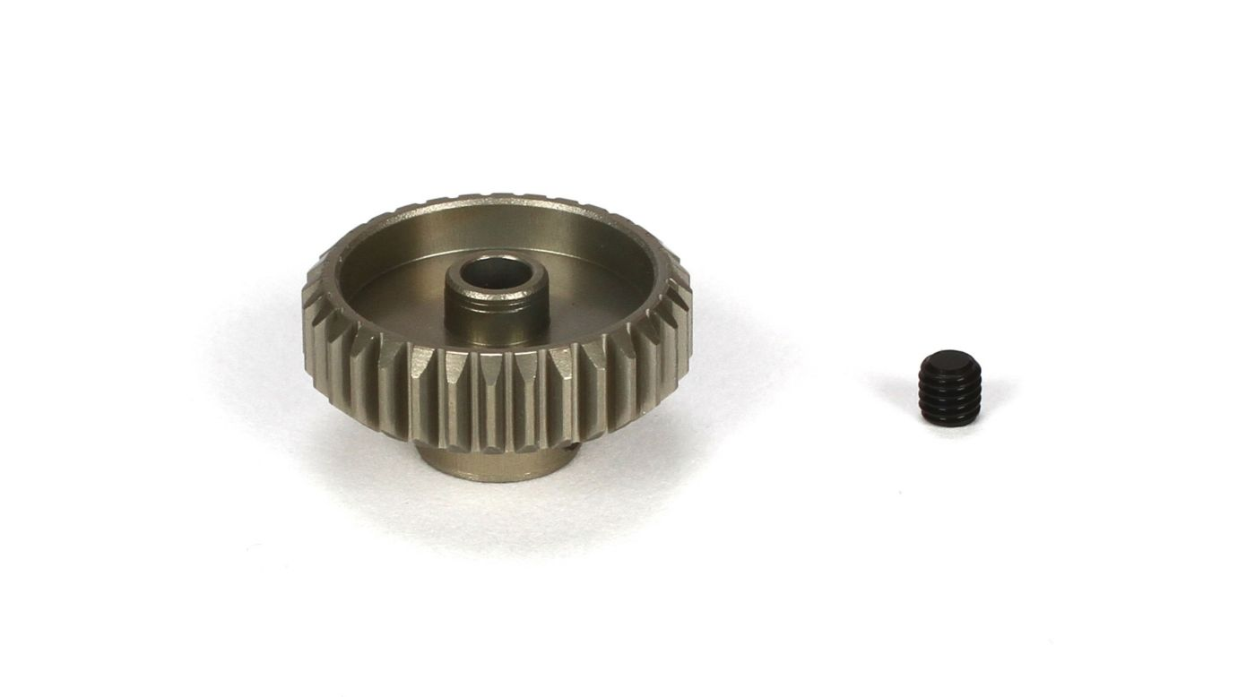 Image for 48P Aluminum Pinion Gear, 32T from HorizonHobby
