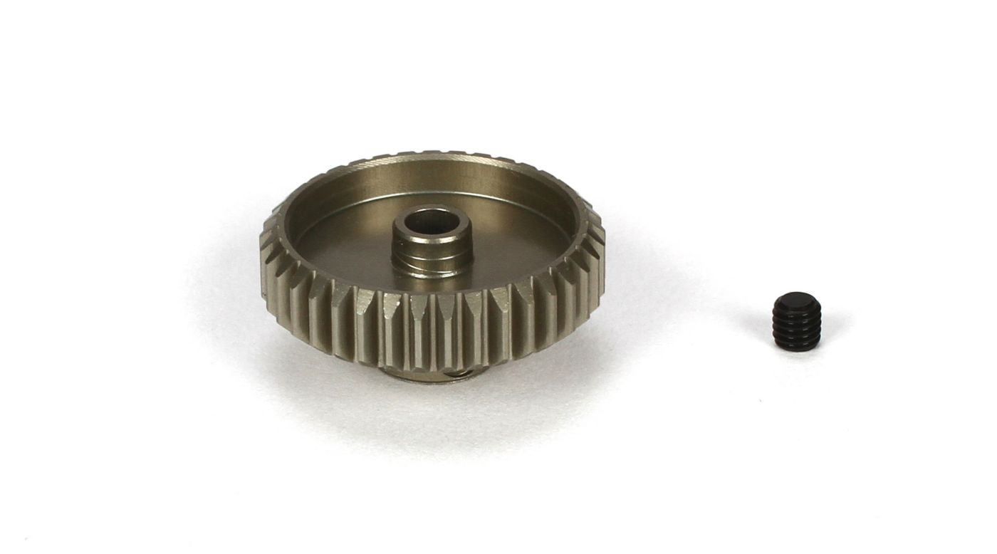 Image for 48P Aluminum Pinion Gear, 37T from HorizonHobby