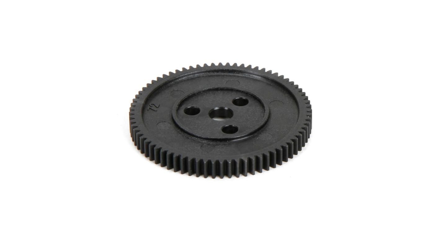 Image for Direct Drive Spur Gear, 72T, 48P from HorizonHobby