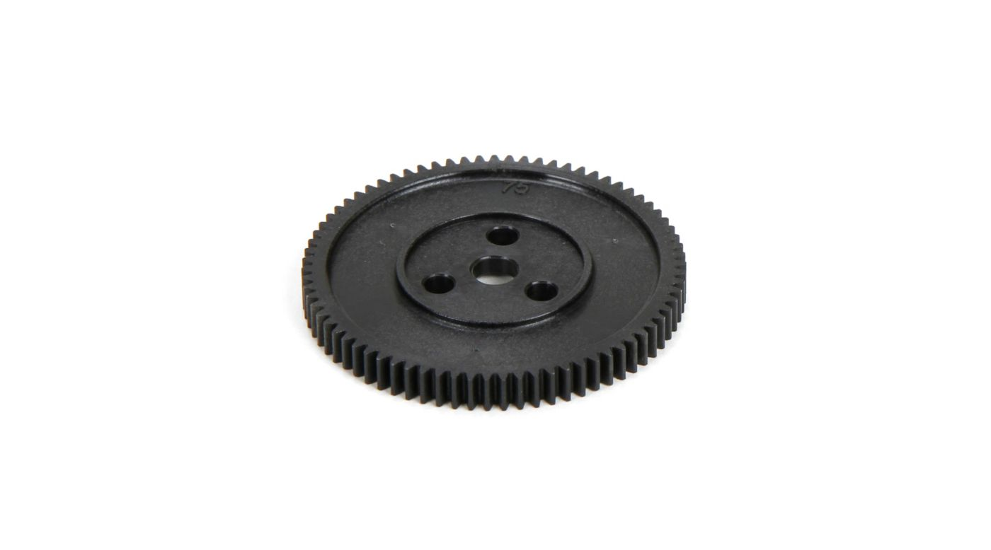 Image for Direct Drive Spur Gear, 75T, 48P from HorizonHobby