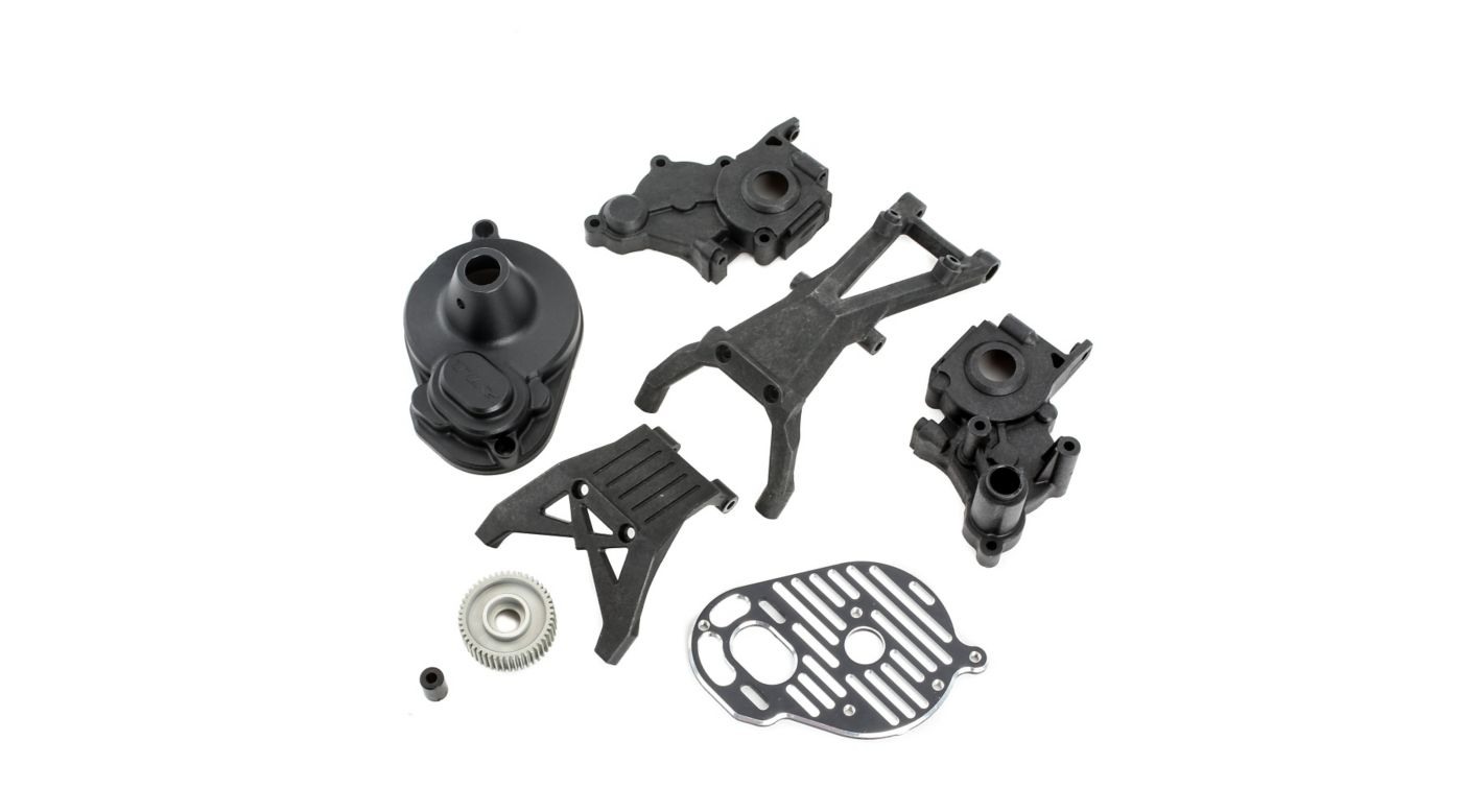 Image for 3-Gear Conversion Kit: 22/T/SCT 2.0 from HorizonHobby