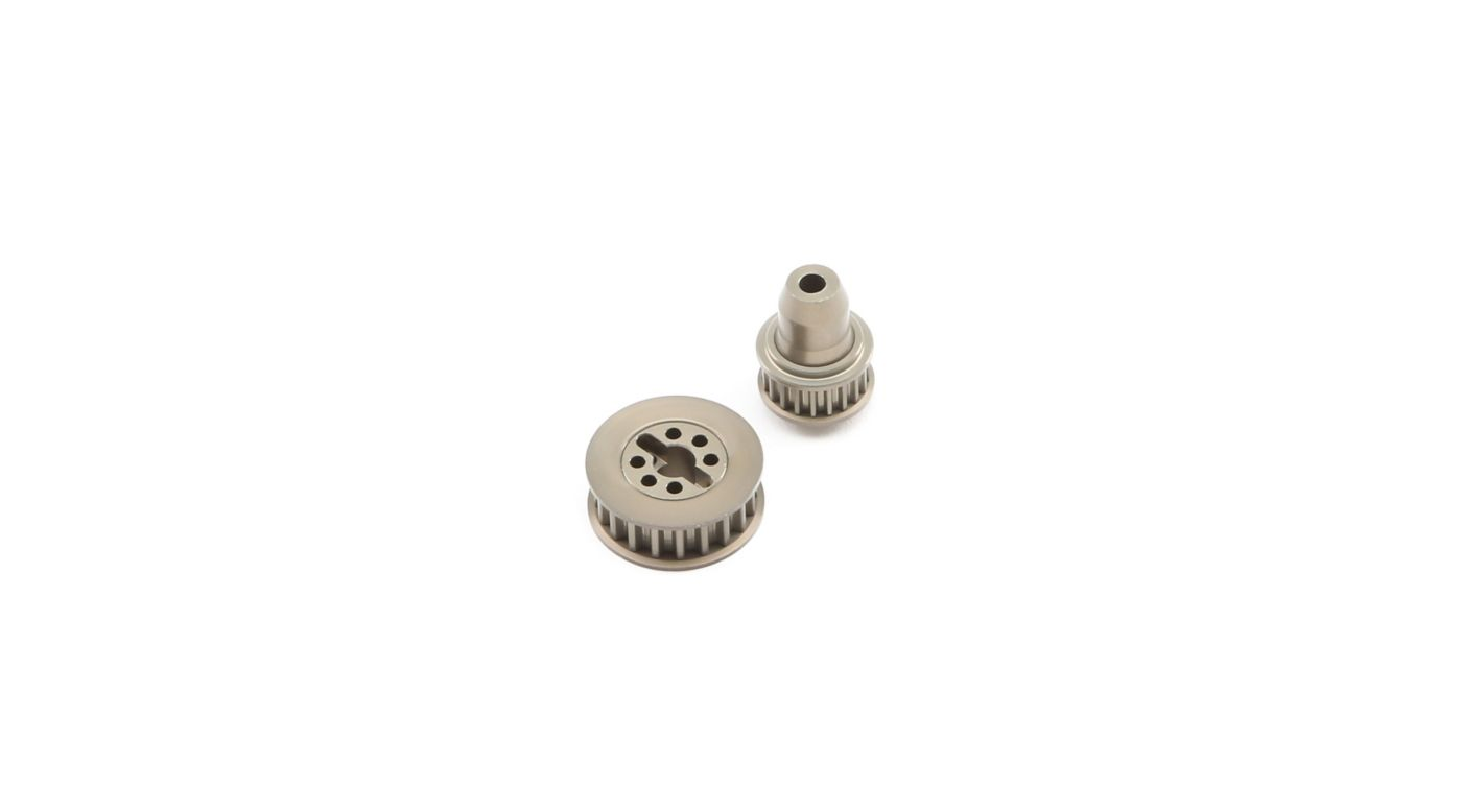 Grafik für Aluminum Pulley Set: 22-4/2.0 in Horizon Hobby