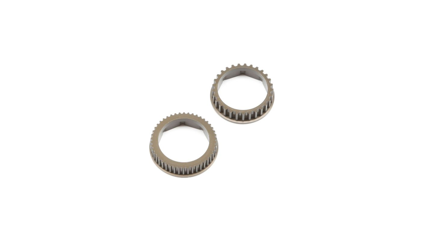 Grafik für Aluminum Gear Diff Pulley Set: 22-4/2.0 in Horizon Hobby