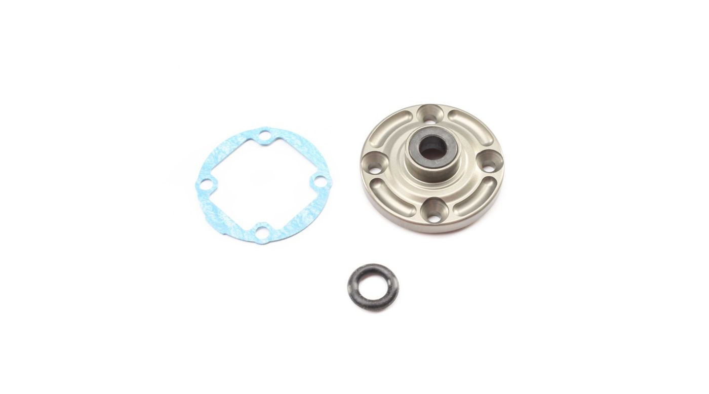 Image for Aluminum Diff Cover G2 Gear Diff: 22 2WD from HorizonHobby