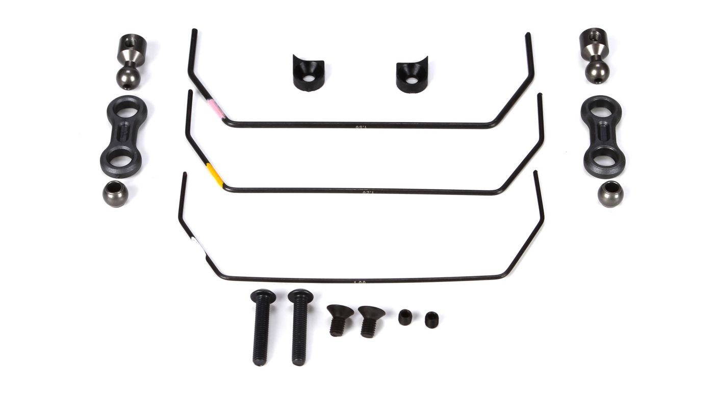 Image for Sway Bar Kit, Front: 22SCT from HorizonHobby
