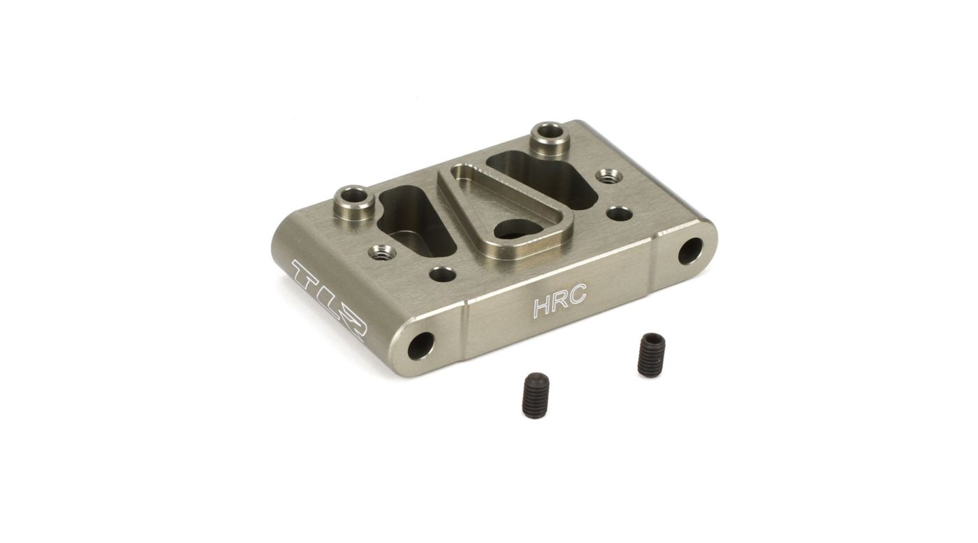 Image for Front Pivot, HRC, Aluminum: 22/2.0/T/SCT from HorizonHobby