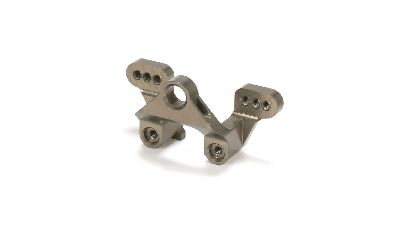 Image for Rear Camber Block, Vertical Ball Stud: 22-4 from HorizonHobby