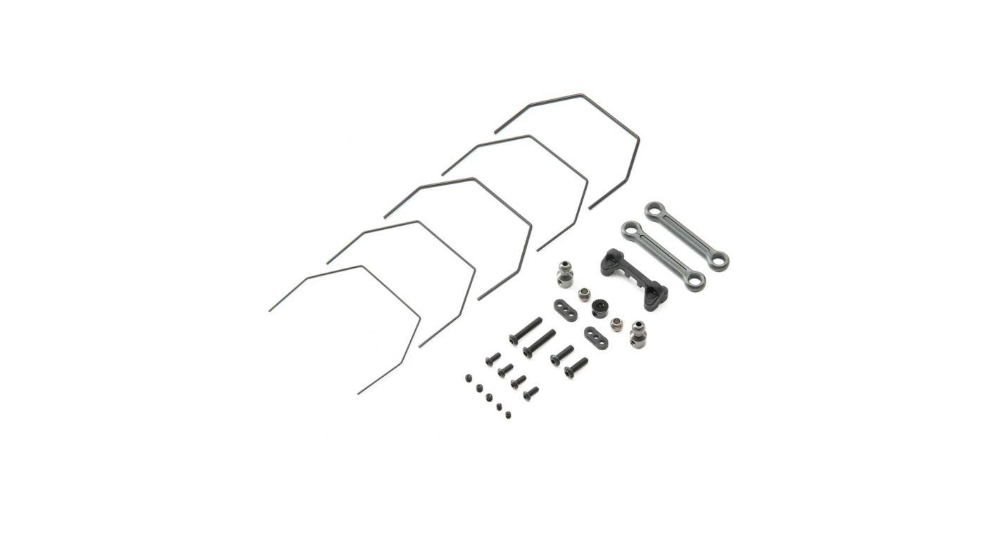 Image for Rear Sway Bar Set: 22 4.0 Laydown from HorizonHobby