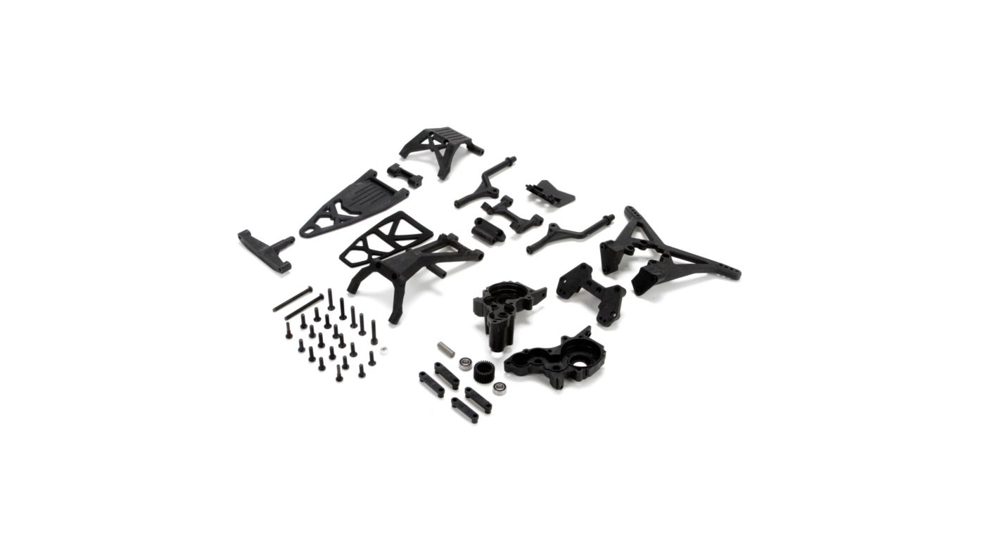 Image for Mid Motor Conversion Kit: 22T, 22SCT from HorizonHobby