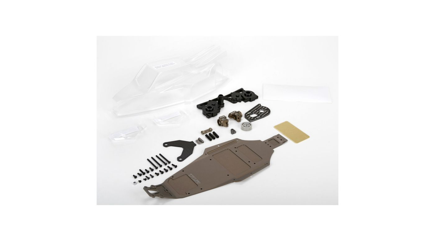 Image for Laydown Transmission Conversion Kit: 22 3.0 from HorizonHobby