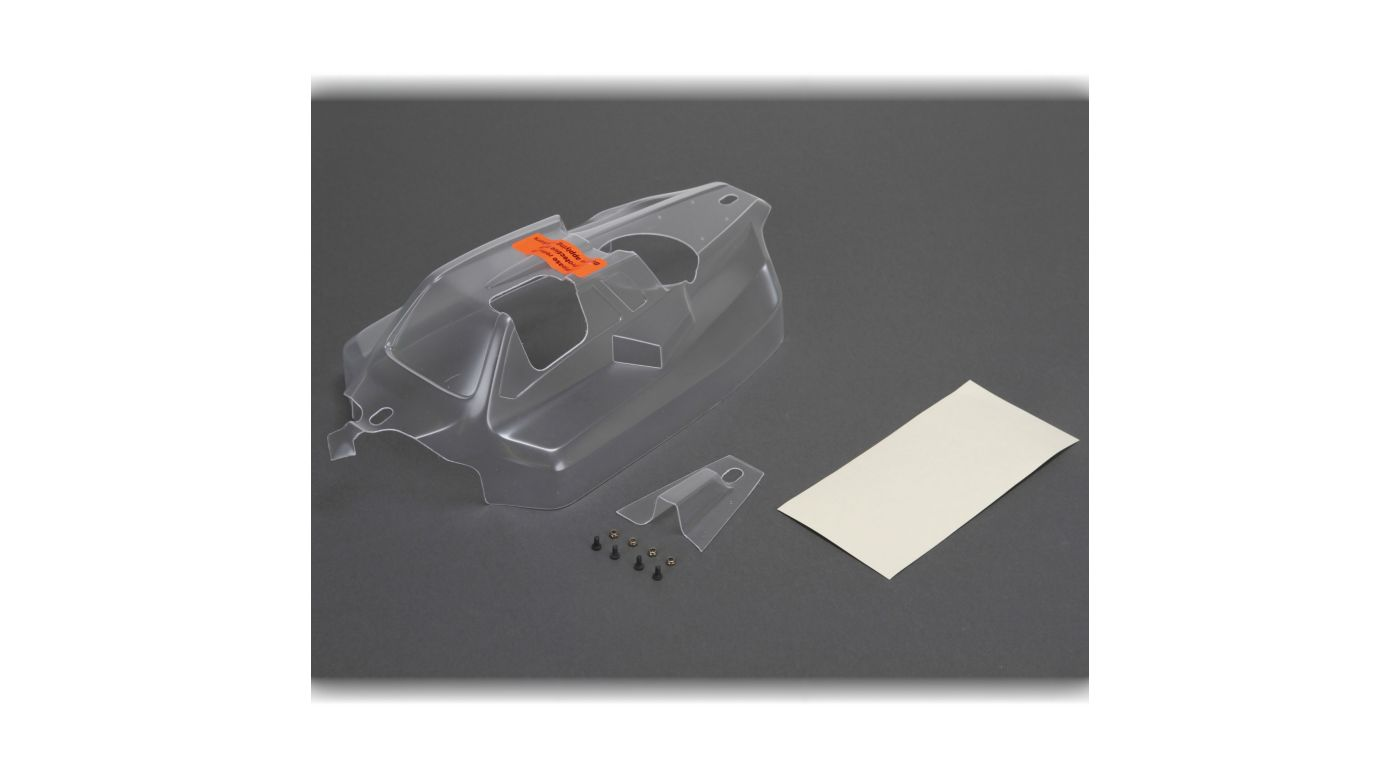 Image for Cab Forward Body, Clear: 8IGHT 3.0 from HorizonHobby