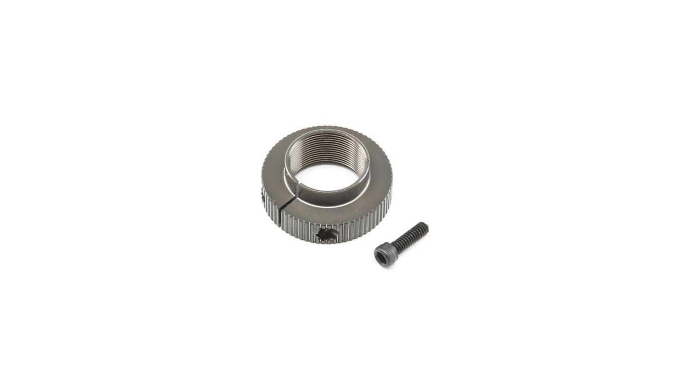 Image for Clamping Servo Saver Nut: 8IGHT E T 4.0 from HorizonHobby
