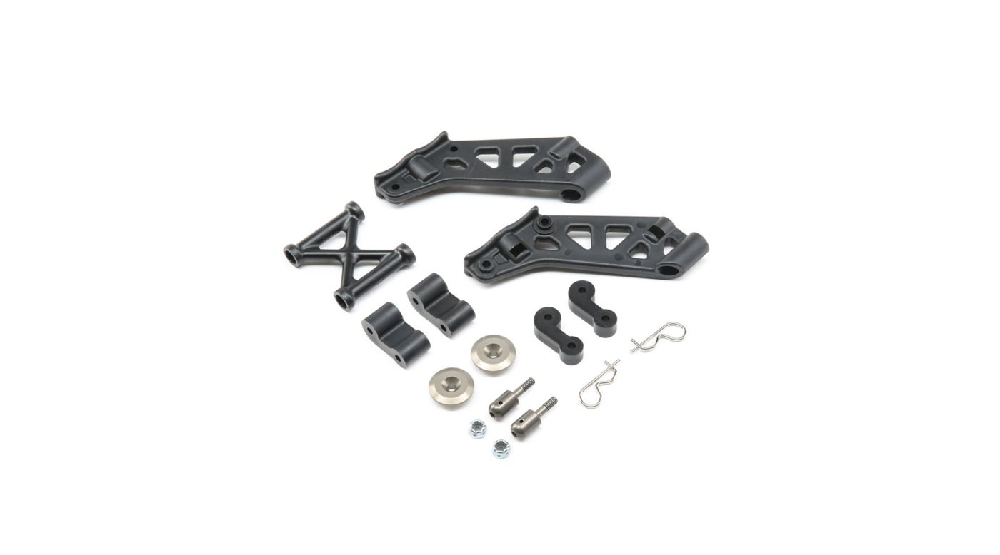 Image for Gen II Wing Mount  8IGHT E T 4.0 from HorizonHobby