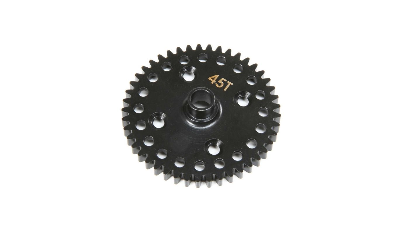Image for Center Diff 45T Spur Gear Lightweight: 8X from Horizon Hobby