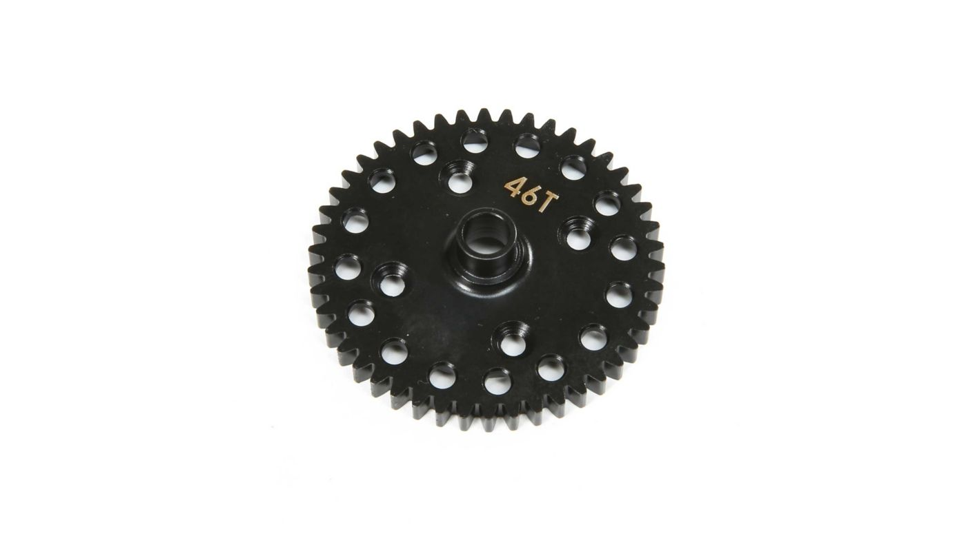 Image for Center Diff 46T Spur Gear Lightweight: 8X from HorizonHobby