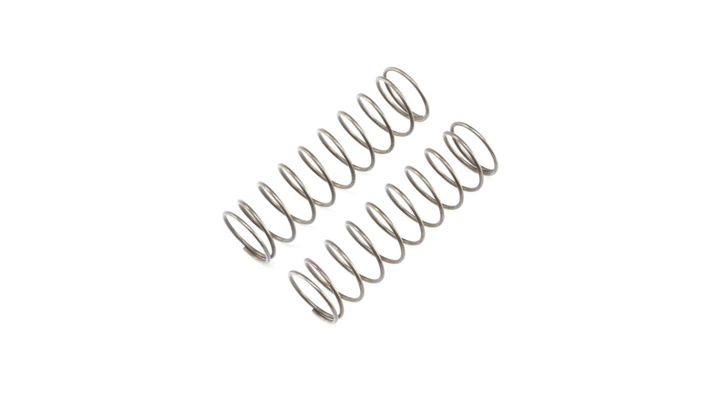 Image for 16mm EVO Rear Shock Spring, 3.6 Brown (2): 8B 4.0 from Horizon Hobby
