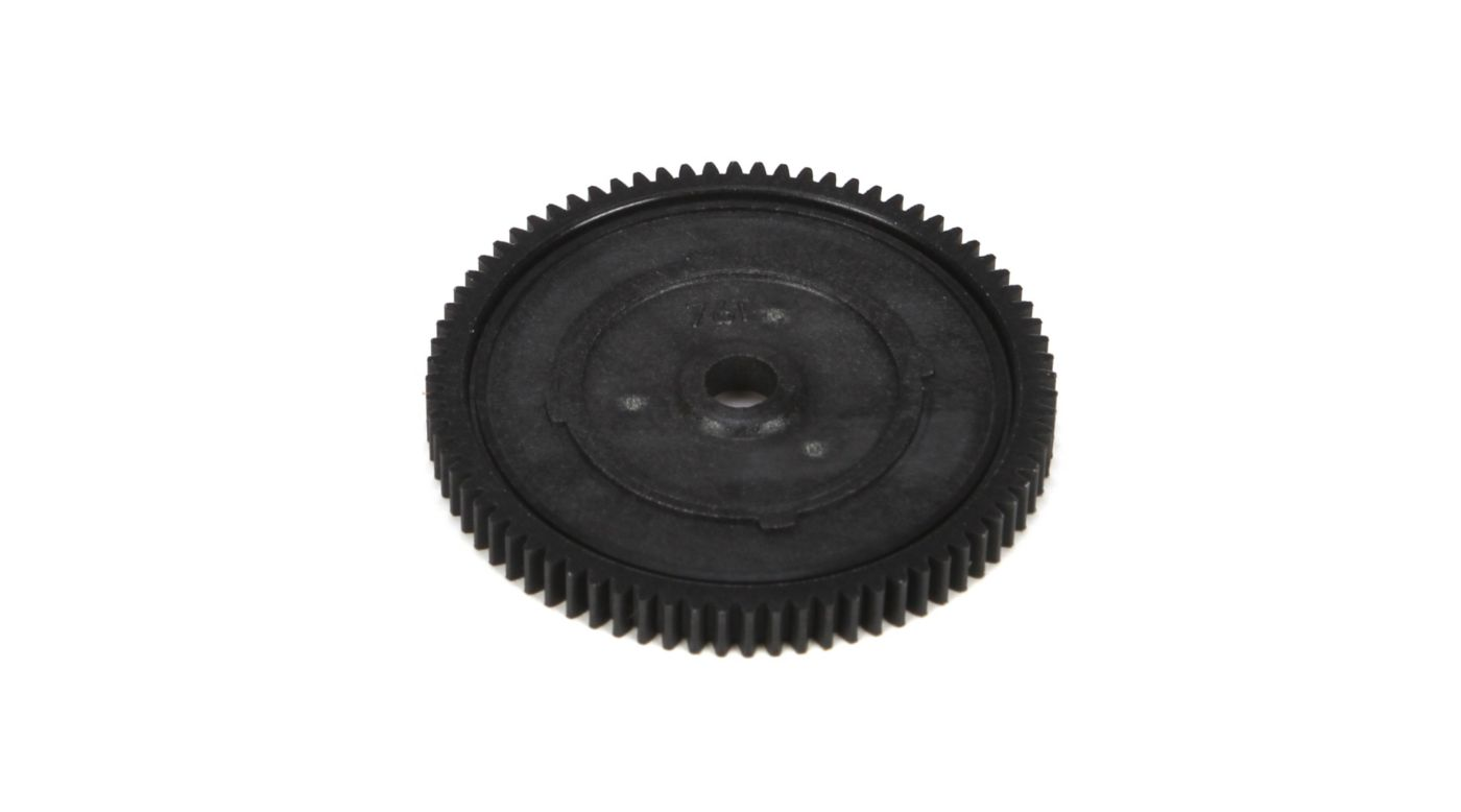 Image for 48P Kevlar® Spur Gear, 76T: 22 from HorizonHobby