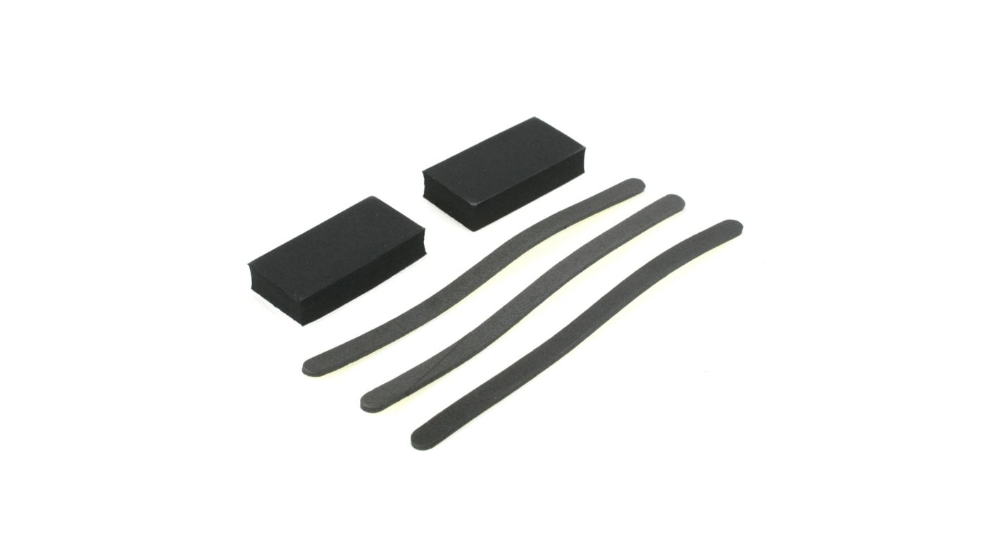 Image for Chassis Foam Set: 22 from HorizonHobby