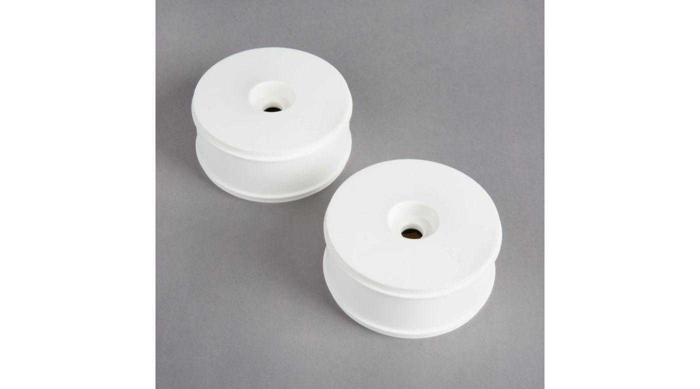 Image for Dish Wheel, White (2): 5IVE B from HorizonHobby