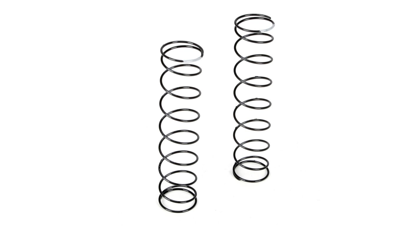 Image for Rear Shock Spring, 1.6 Rate, Grey: 22T from HorizonHobby