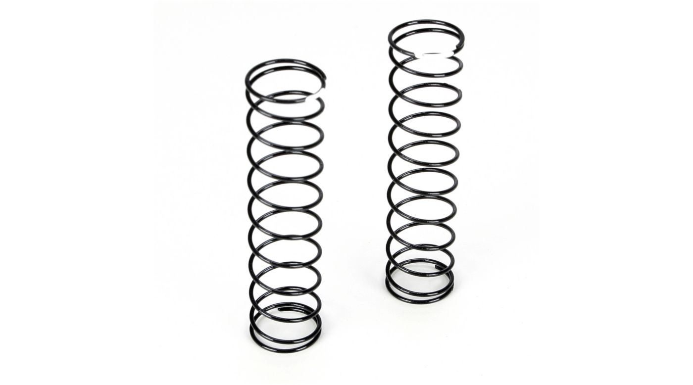 Image for Rear Shock Spring, 1.8 Rate, White: 22T from HorizonHobby