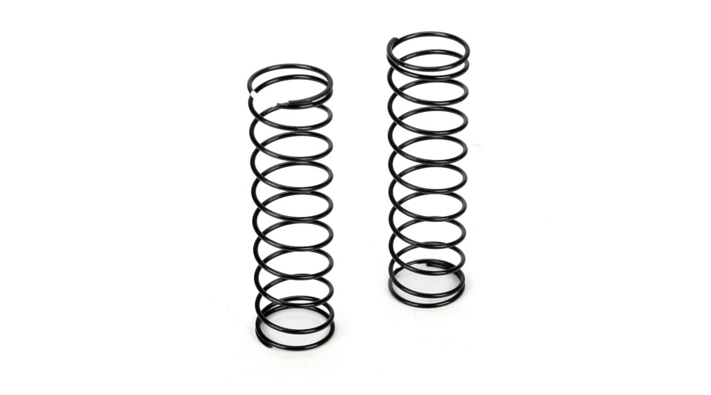Image for Rear Shock Spring, 1.8 Rate, White from HorizonHobby