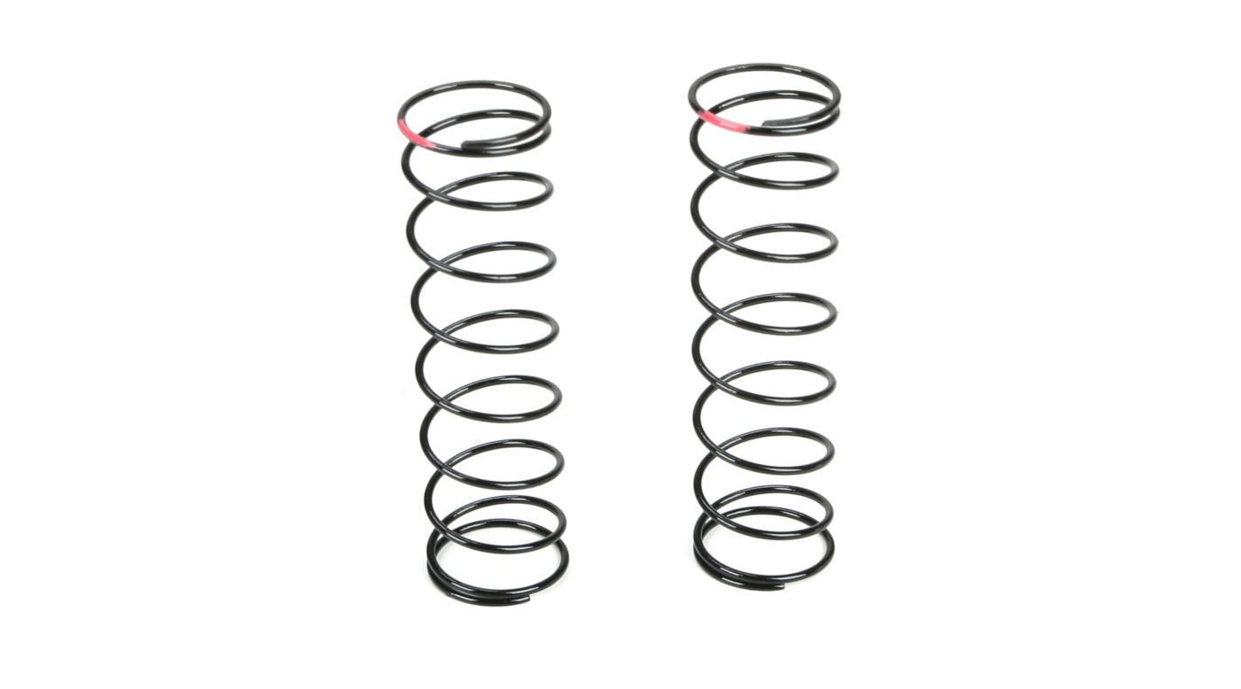 Image for Rear Shock Spring, 2.3 Rate, Pink from HorizonHobby