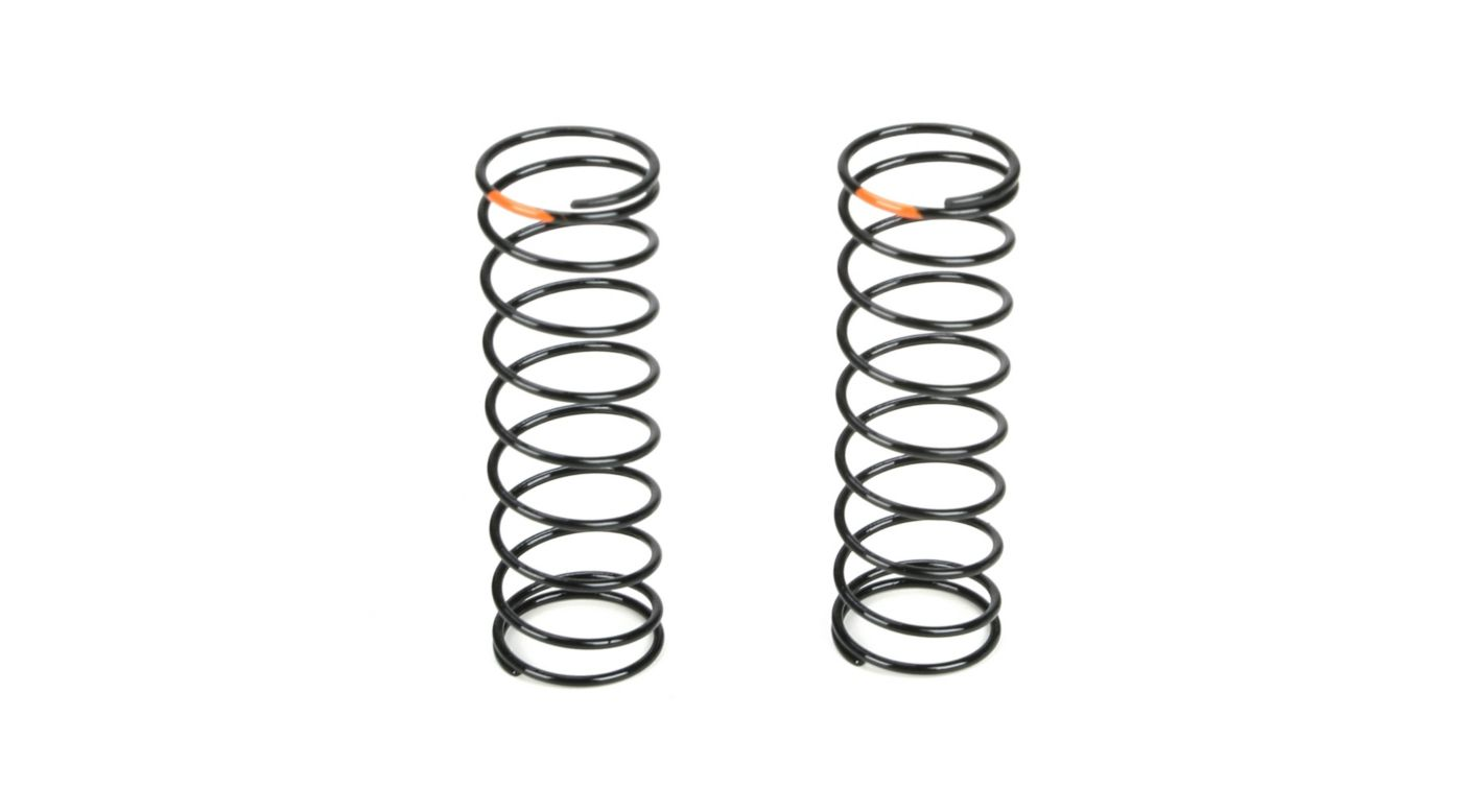 Image for Rear Shock Spring, 2.9 Rate, Orange from HorizonHobby