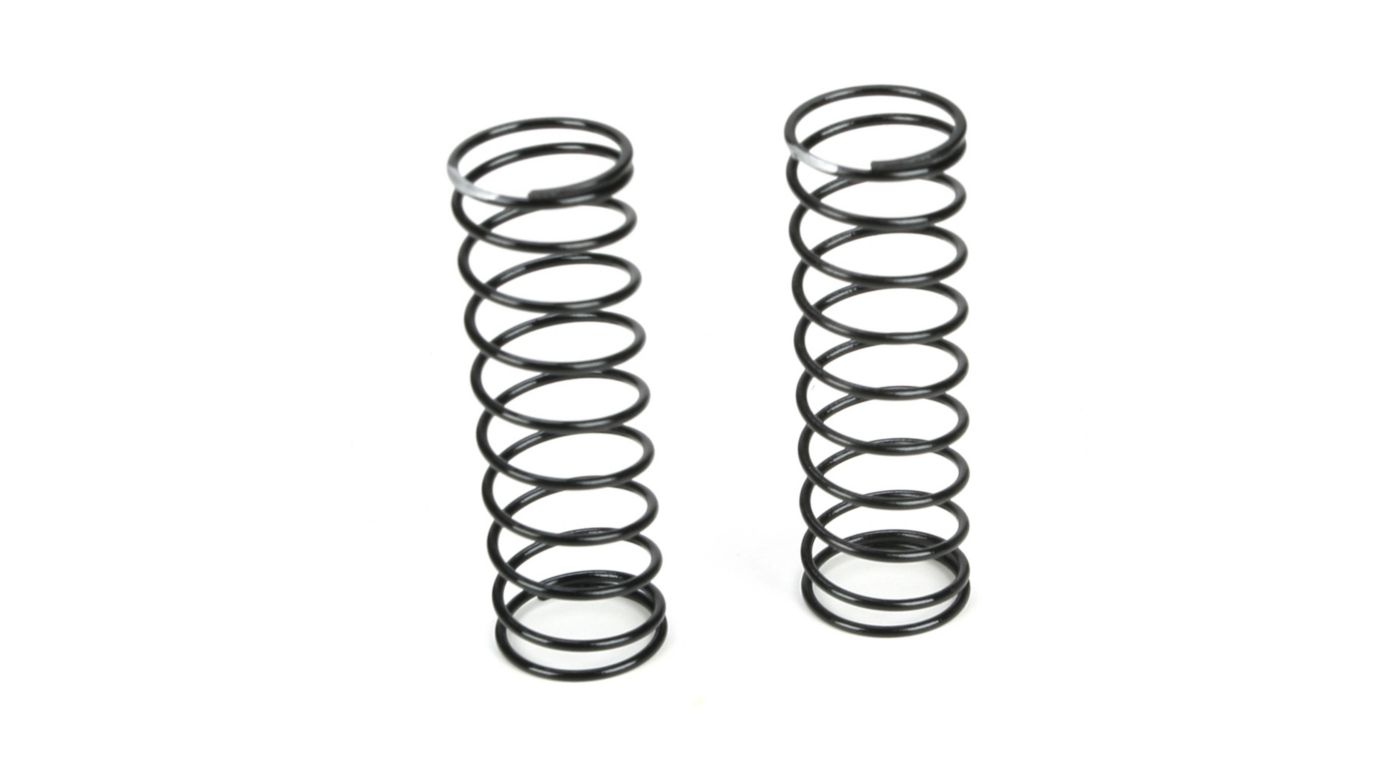 Image for Rear Shock Spring, 3.4 Rate, Silver from HorizonHobby