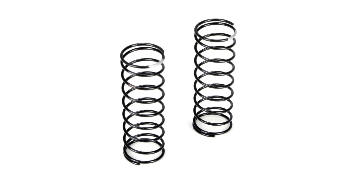 Image for Front Shock Spring, 3.2 Rate, Silver: 22T from HorizonHobby