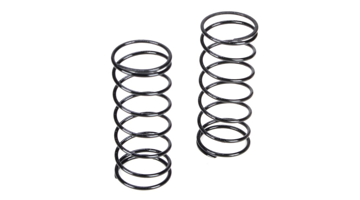 Image for Front Shock Spring, 4.1 Rate, Black: 22T from HorizonHobby