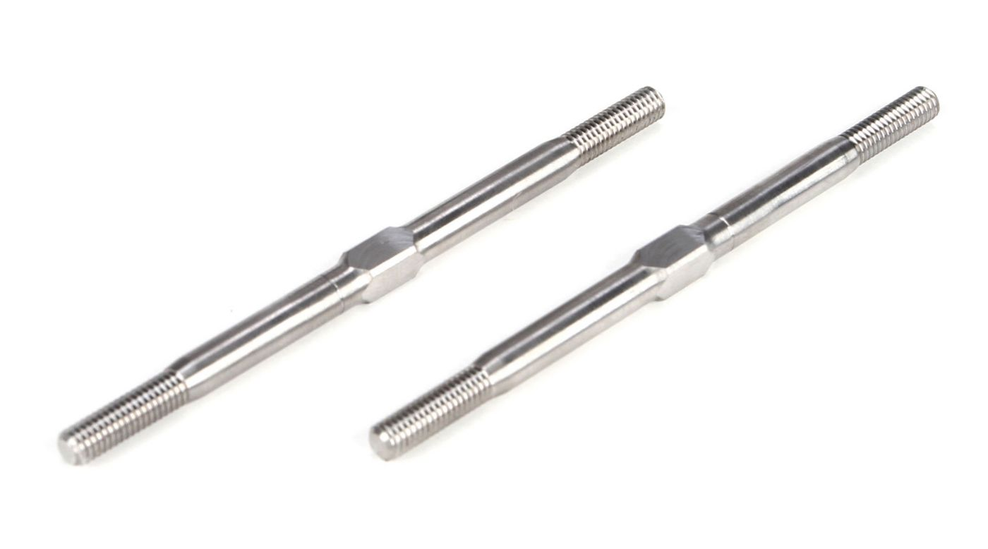 Image for HD Turnbuckle 70mm, Titanium (2): 22SCT from HorizonHobby