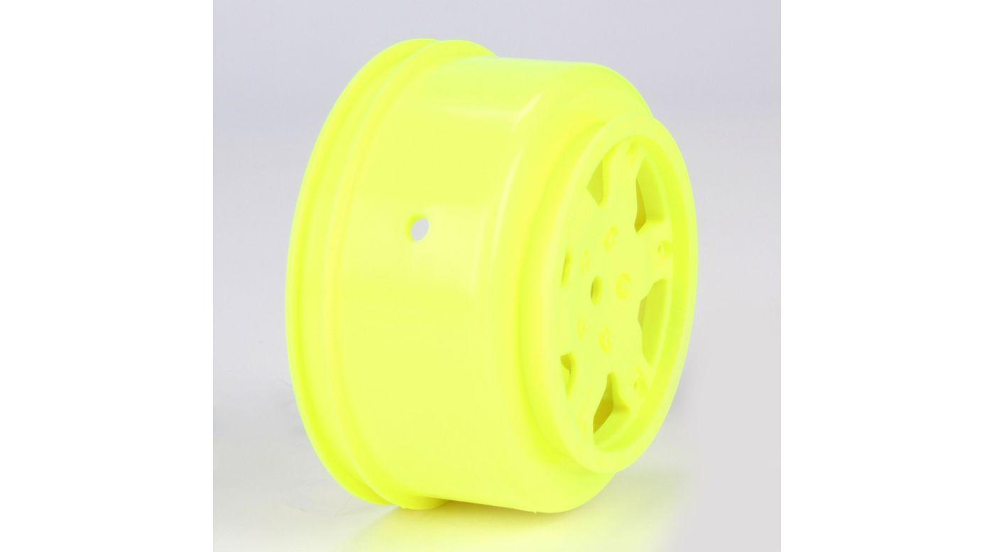 Image for Wheel, Yellow (2): 22SCT from HorizonHobby