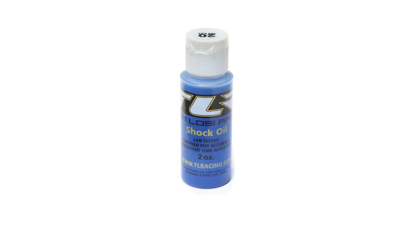 Image for Silicone Shock Oil, 20wt, 2oz from HorizonHobby