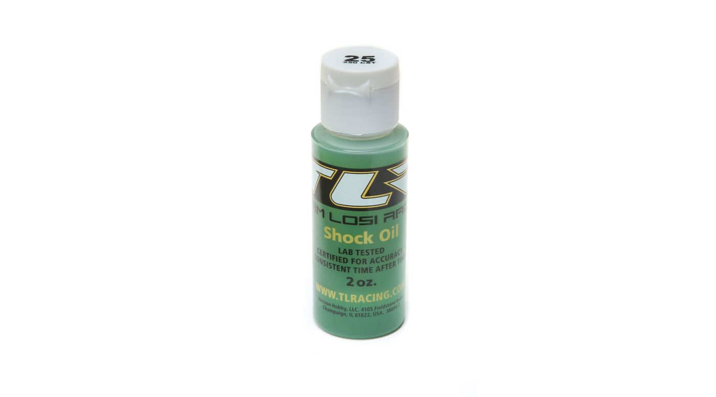 Image for Silicone Shock Oil, 25wt, 2oz from HorizonHobby